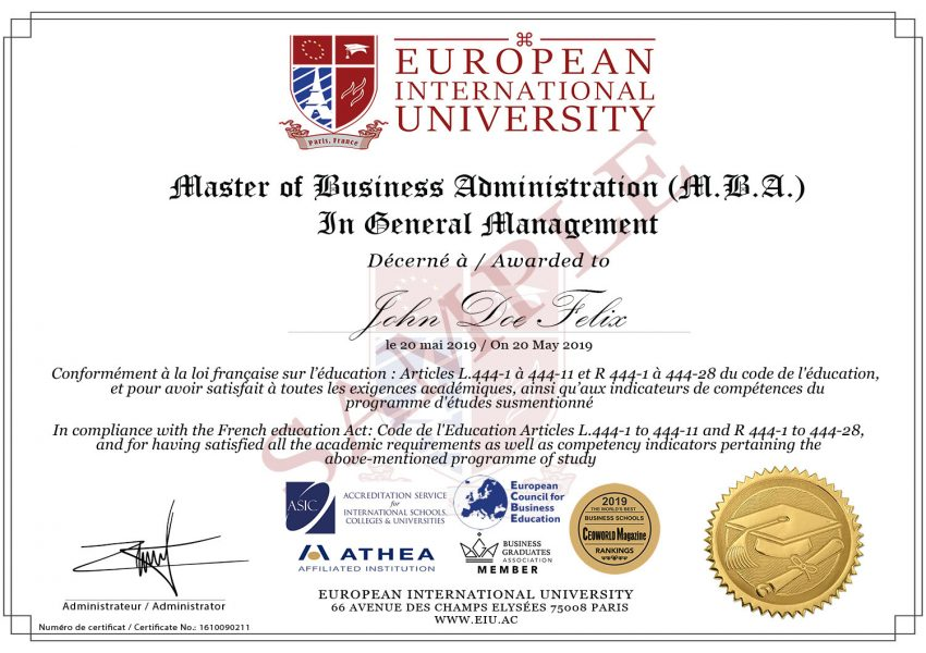 Master-of-Business-Administration